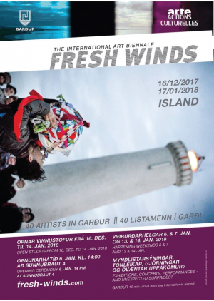 Fresh Winds Art Biennale 2018